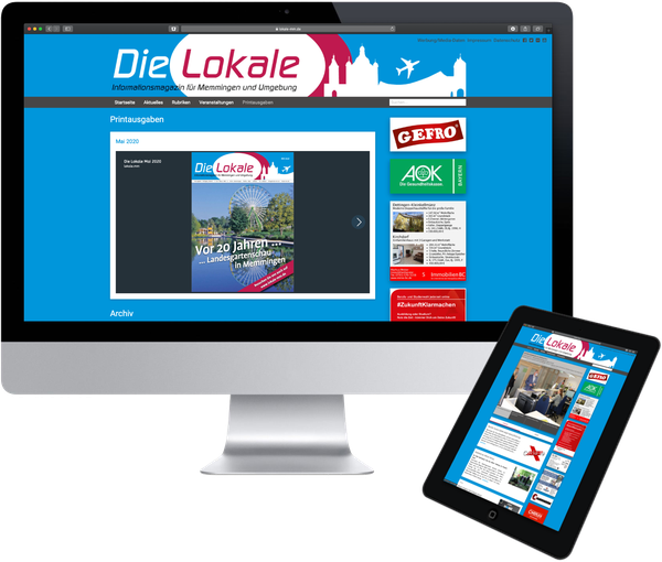 Referenz - Lokale Memmingen